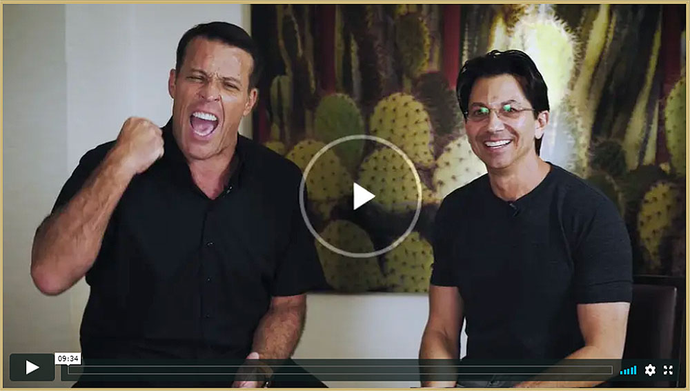 Tony Robbins & Dean Graziosi KBB