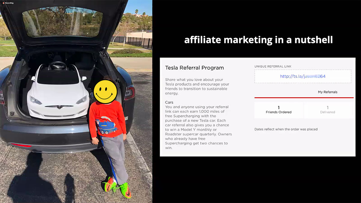 Affiliate Marketing In A Nutshell