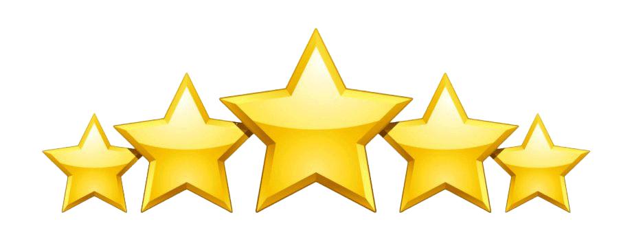 5 stars - Affiliate Triad
