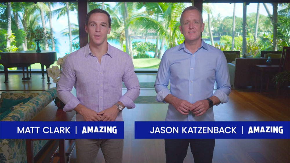 Amazing Selling Machine Jason Katzenback and Mike McClary