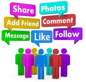 facebook fanfage