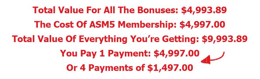 ASM Discount