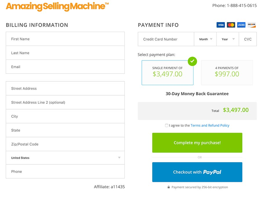 2017 Amazing Selling Machine Price
