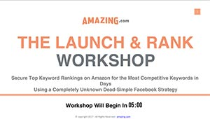 launch rank workshop
