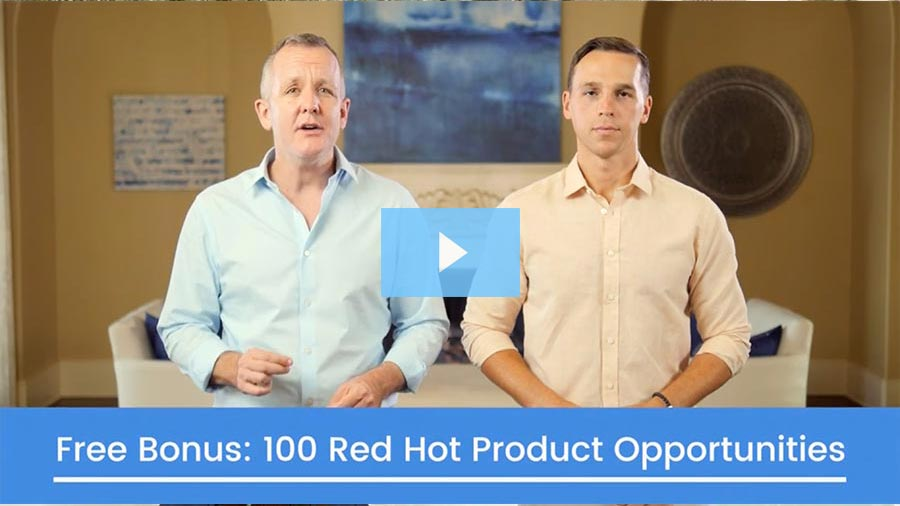 100 red hot products