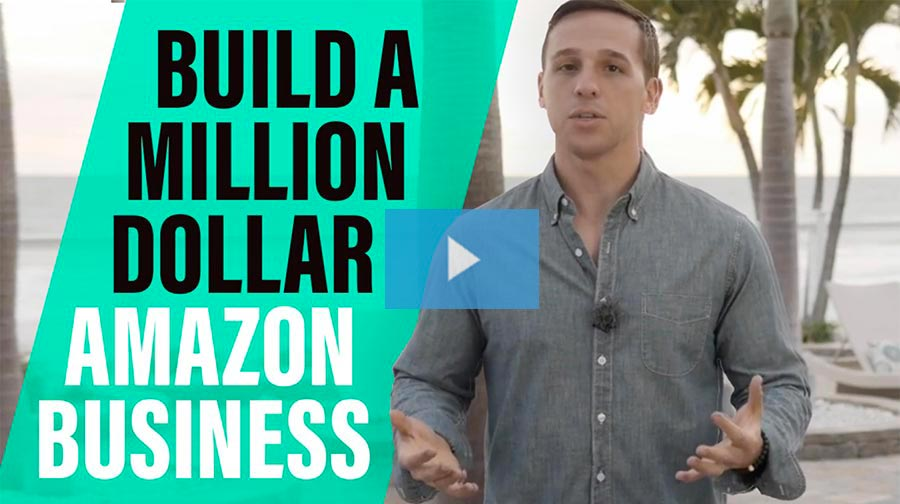 build a million dollar amazon business