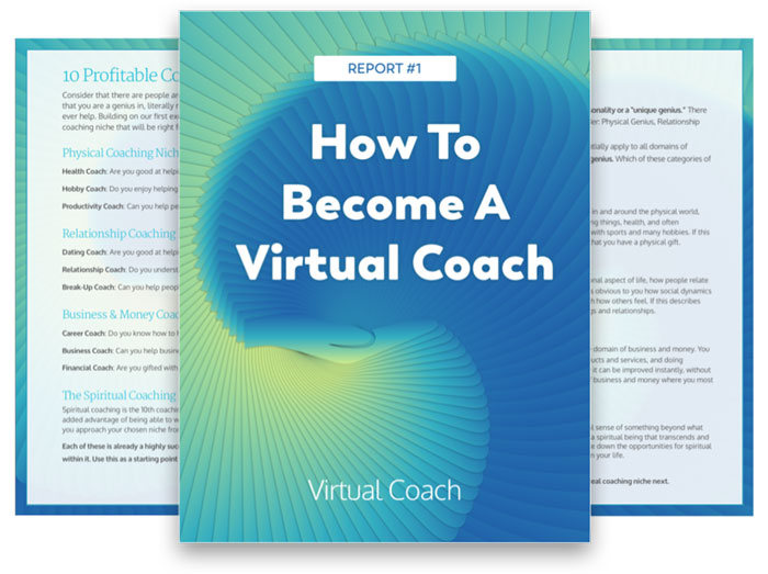 How To Become A Virtual Coach