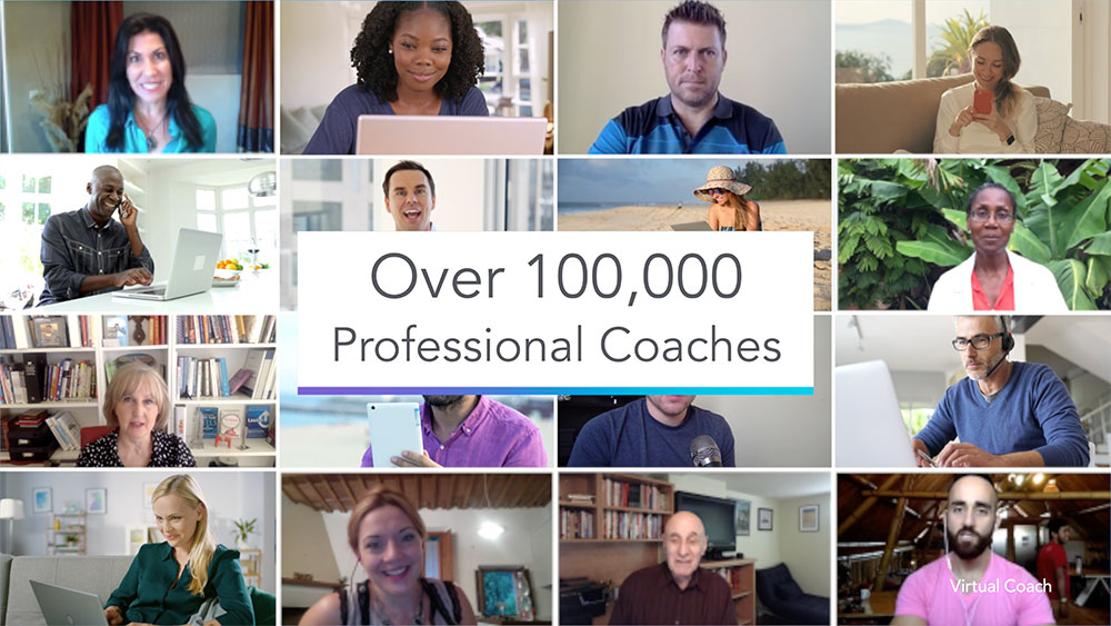 Professional Virtual Coaches