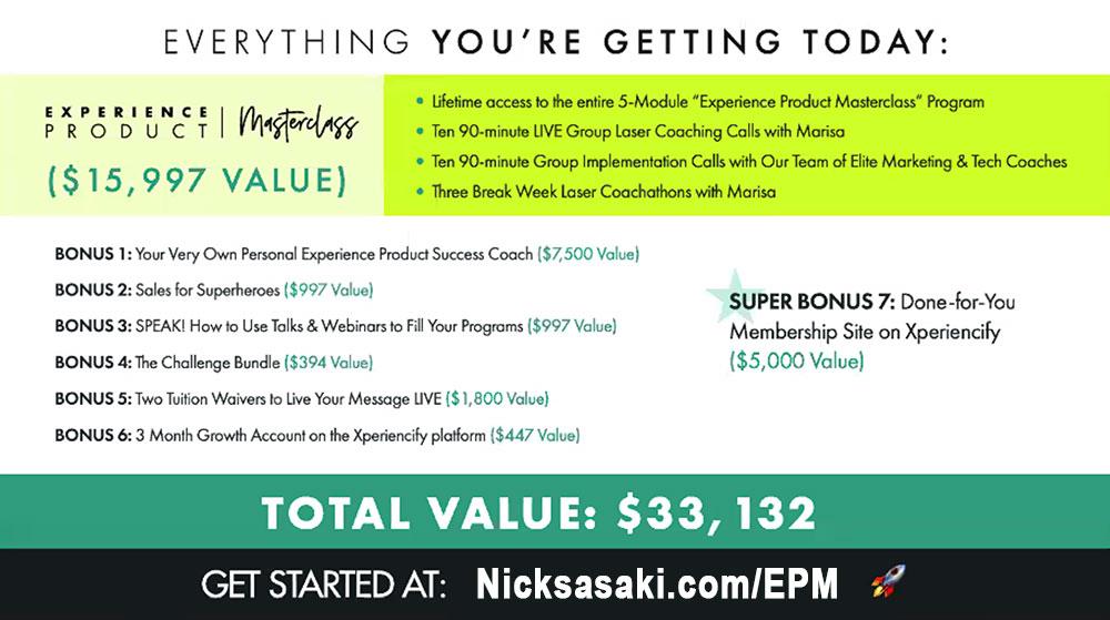 EPM Bonuses
