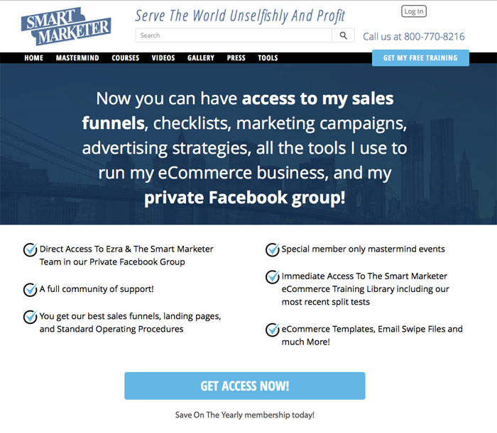 Smart Marketer eCommerce Community