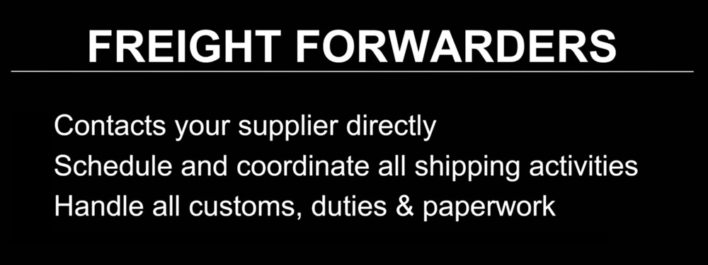 freight forwarding how it works