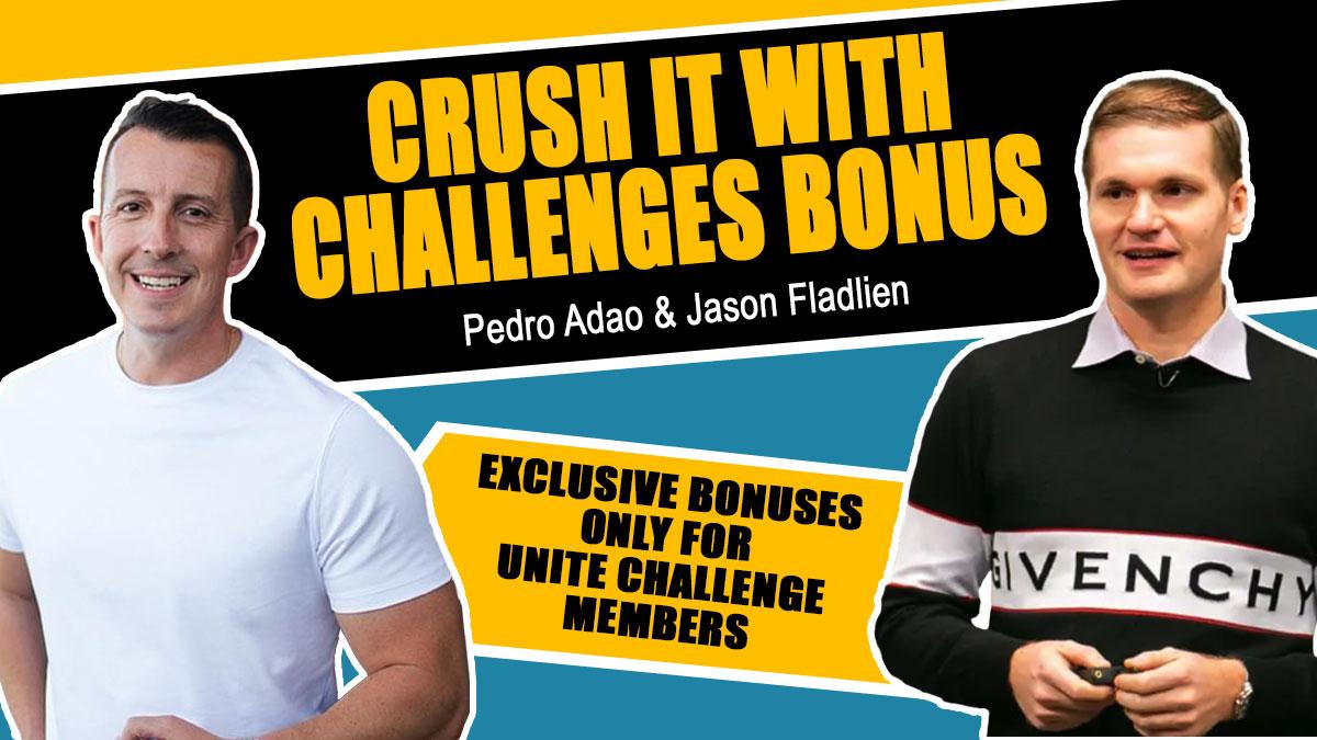 Crush It With Challenges Bonus