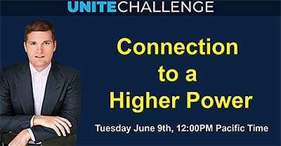 unite challenge connection to a higher power