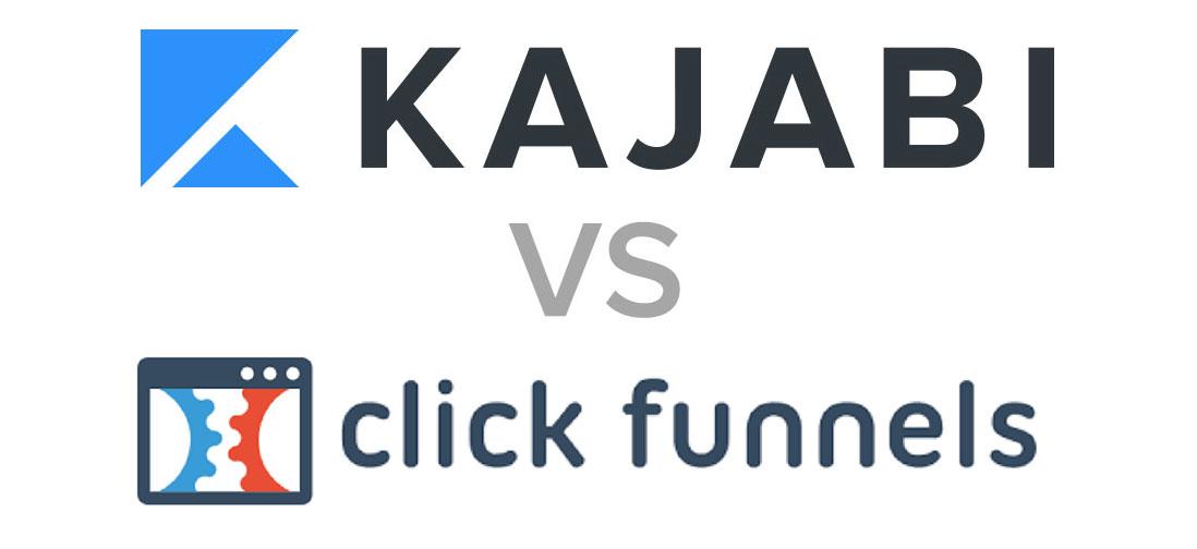 KAJABI VS Click funnels
