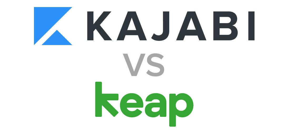 KAJABI vs Keap