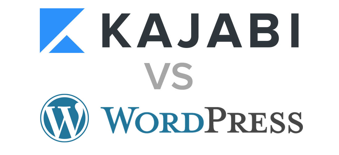 KAJABI VS WordPress