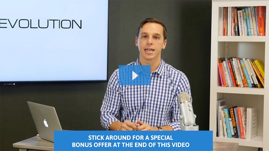 launch evolution special bonus offer