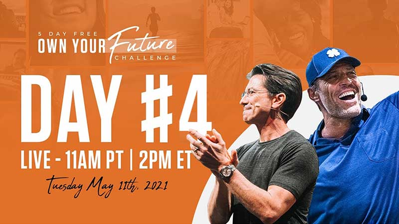 Own Your Future Challenge Day 4