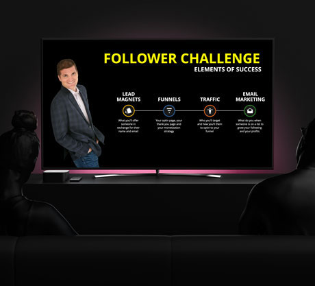 the follower challenge