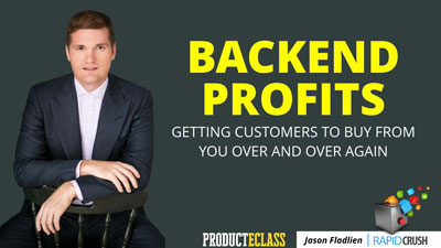 product eclass backend profits