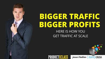 product eclass bigger traffic bigger profits