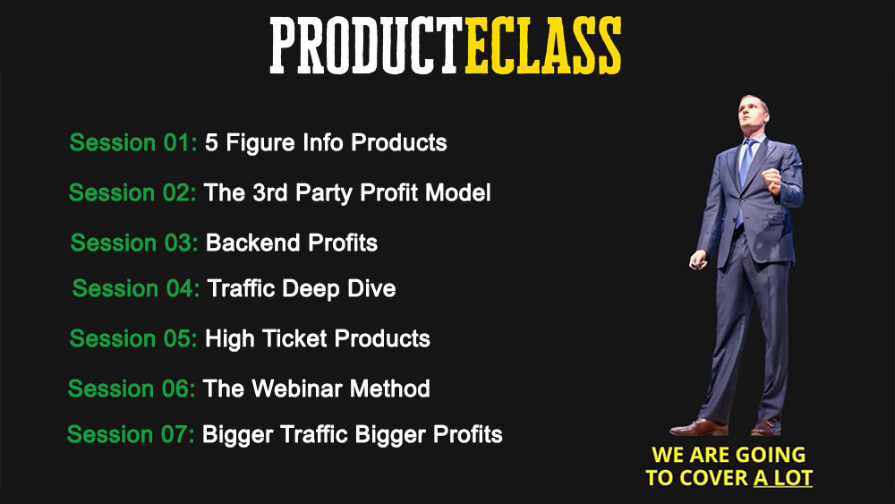 Product eClass Breakdown