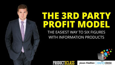 product eclass the 3rd party profit model