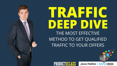 product eclass traffic deep dive