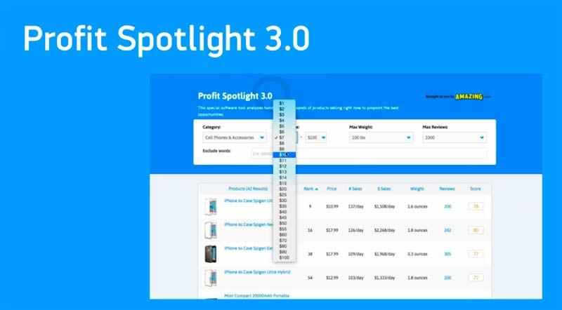 Profit Spotlight 3.0