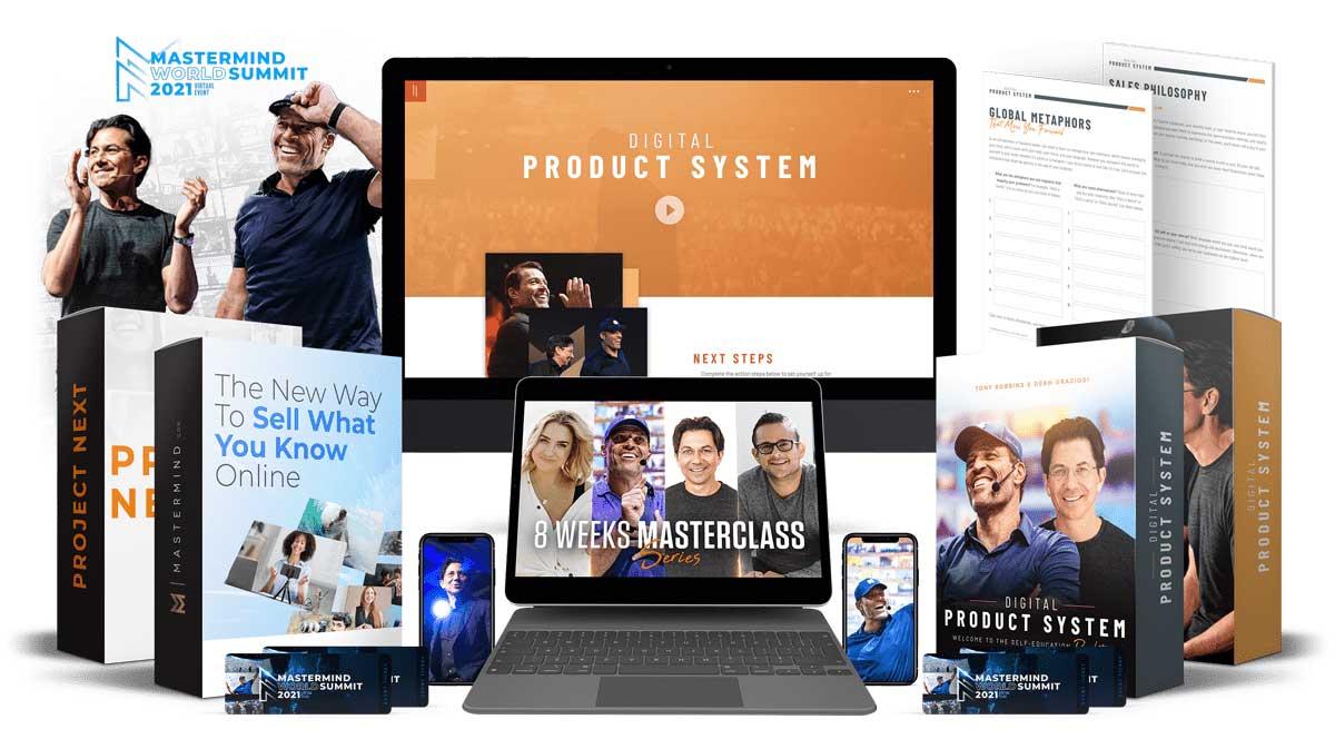Project Next Tony Robbins & Dean Graziosi