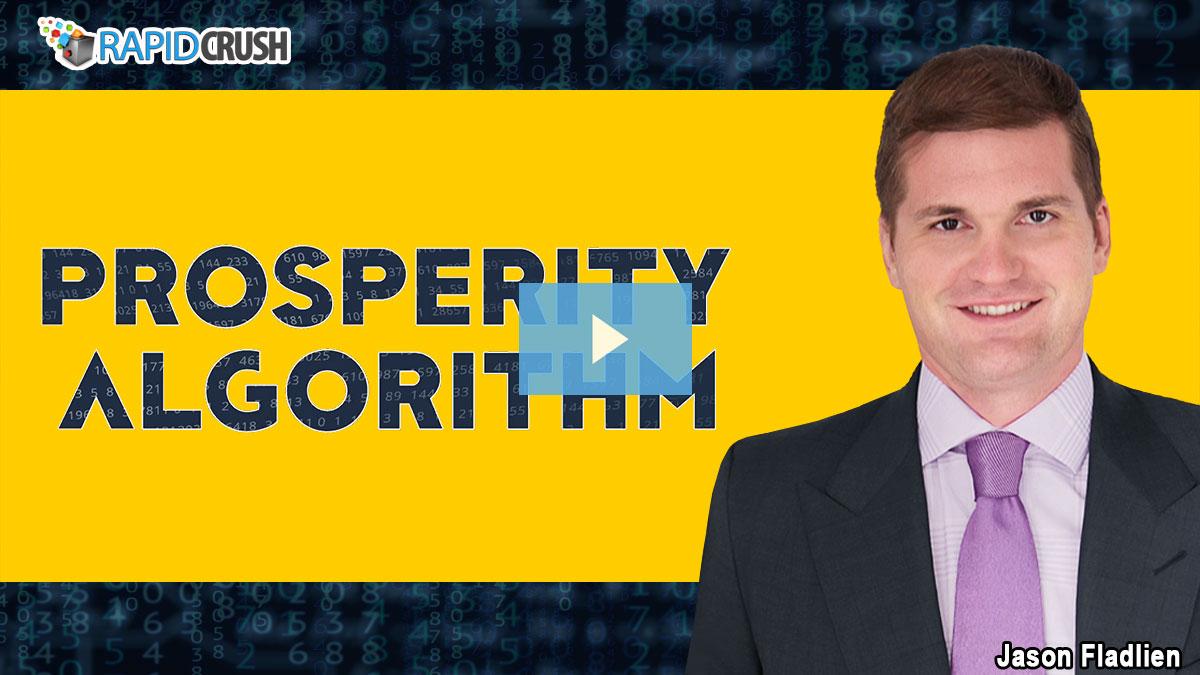 Jason Fladlien Prosperity Algorithm