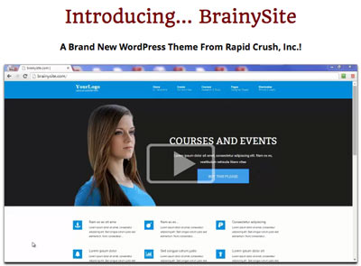 Jason Fladlien Brainy Site