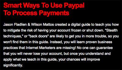 Jason Fladlien Payment Shield Pro
