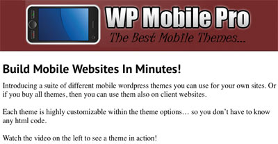 Jason Fladlien WP Mobile Pro