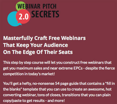 Jason Fladlien Webinar Pitch Secrets
