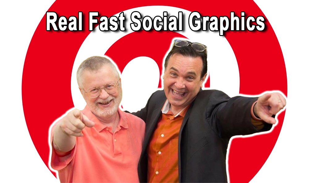 Real Fast Social Graphics