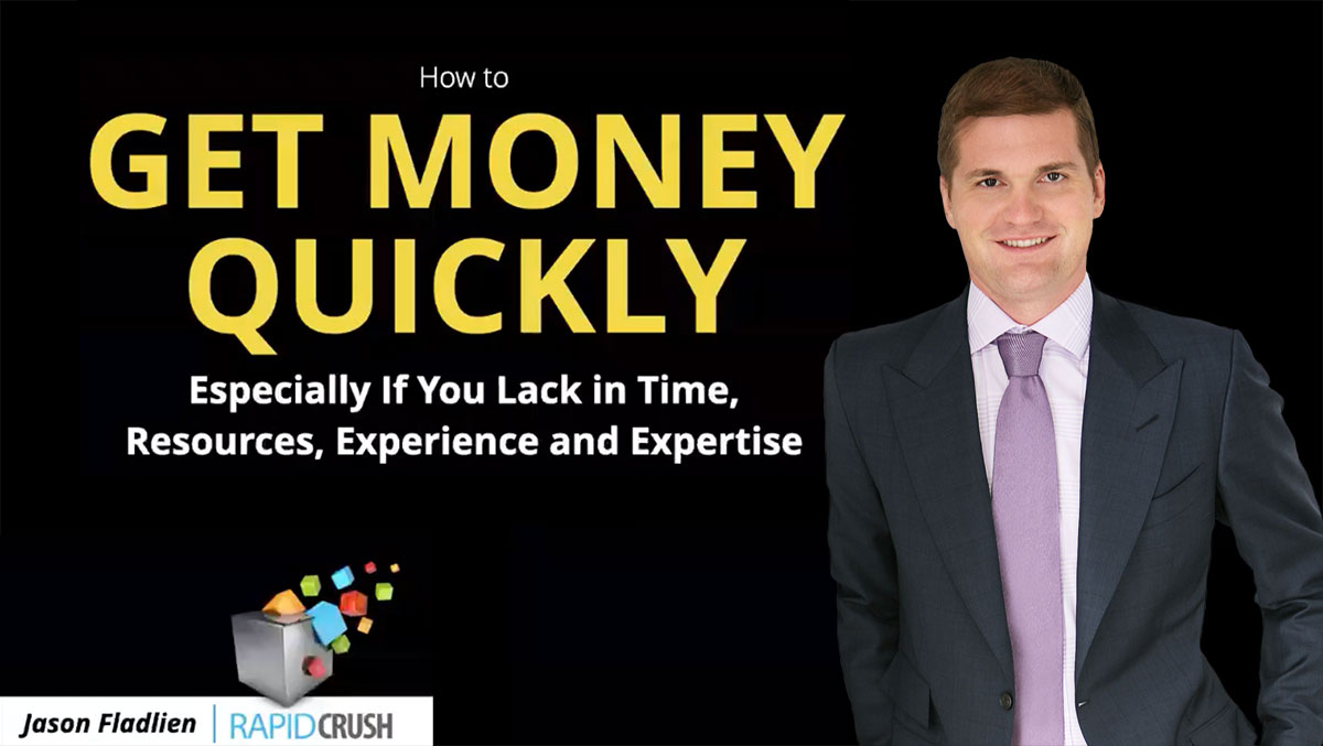 How To Get Money Quickly