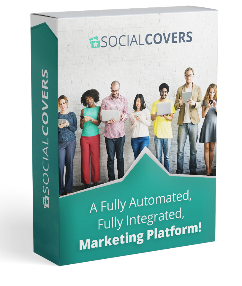 Social Covers Software