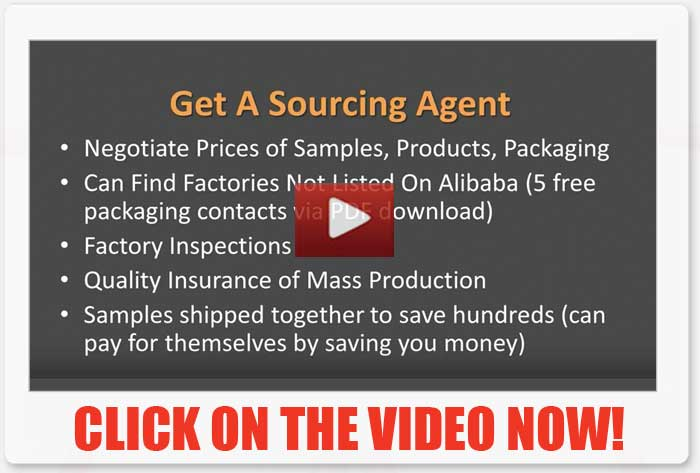 how to get sourcing agent