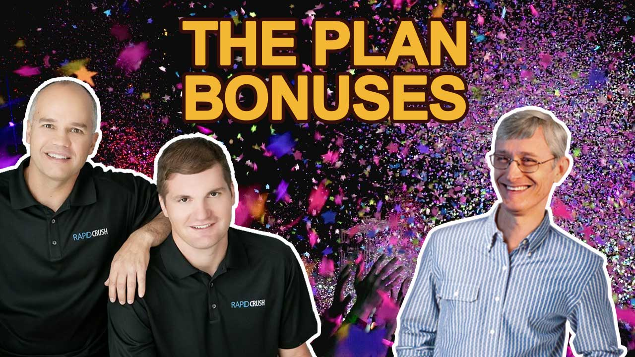 The Best Bonuses For The Plan