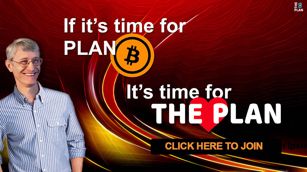 If it's time for Plan B, it's time for THE PLAN