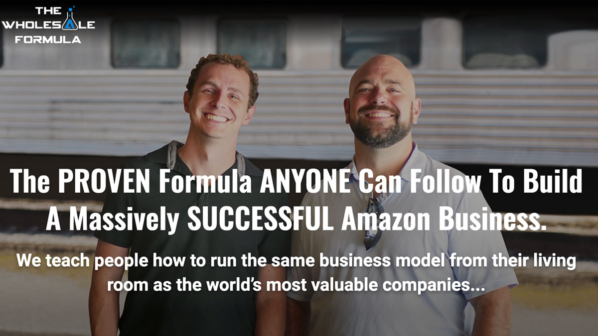 Dyland & Dan From The Wholesale Formula