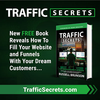 Traffic Secrets Russell Brunson FREE