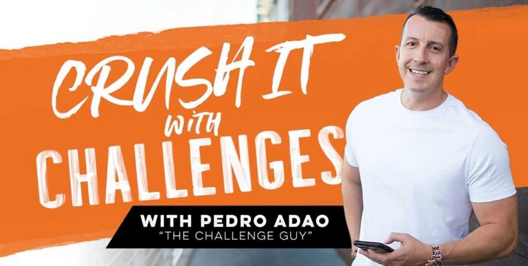 Pedro Adao Crush It With Challenges