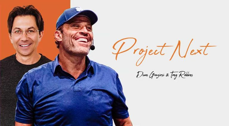 Project Next Tony Robbins & Dean Graziosi